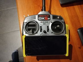 DX5e Phone Holder