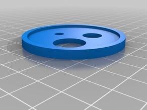 Circular DIz Fiber Tool
