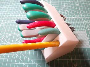 Hobby tool holder