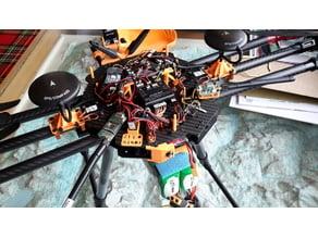 Tarot 680Pro Pixhawk Arm Switch Mount