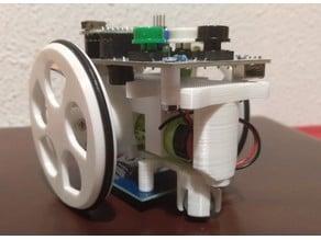 EscornaFlex (Escornabot with battery)
