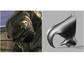 Arbiter Helmet - Halo