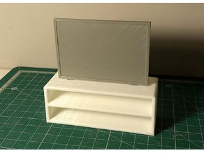 Doll House Flat Screen Television with Stand