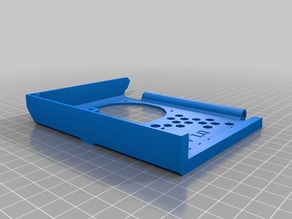 F6 FYSETC enclosure top for 60mm fan