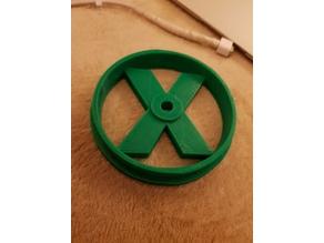 Filament Spool Wheel Holder für 84mm with 8mm Hole