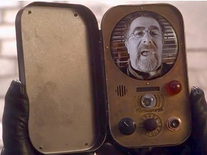 Warehouse 13 Farnsworth Communicator