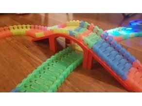 Overpass for Magic Tracks - easy print
