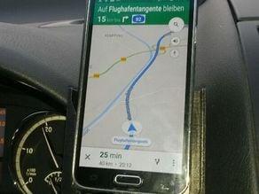 W639 Viano Vito Galaxy S5 Smartphone Holder