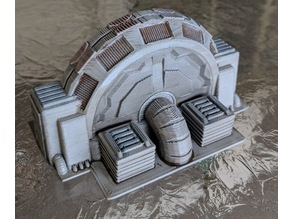 Star Wars Legion Terrain - Power Generators