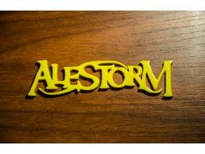 Alestorm [logo]