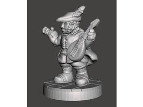 Gnome Bard (remix)