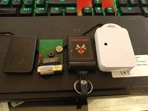 Foxguard Keyfob cover replacment