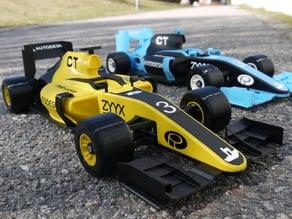 OpenRC F1 car - 1:10 RC Car