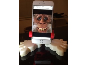 Big Foot (Phone Stand)