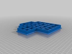 Ultimate Tetris Cookie Cutter