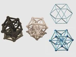 Vector Equilibrium - Cuboctahedron