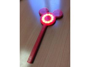 Mickey's magic wand