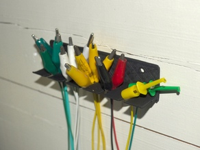 Measurement wire hooks