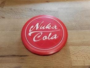 Fallout Nuka Cola Coaster