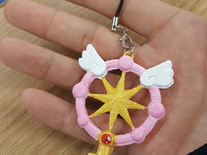 Cardcaptor Sakura Clear Card Magic Key