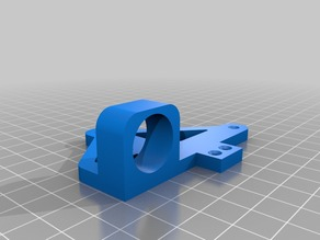 Anet A6 Autolevel Sensor Support 18mm