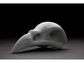Xayah - Raven Skull