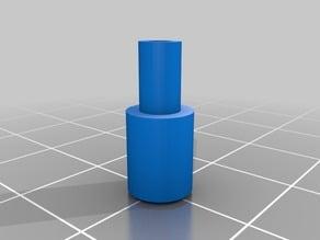 Bladeless Fan Coupler 2.3mm ID