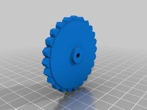 Big Leveling Wheel