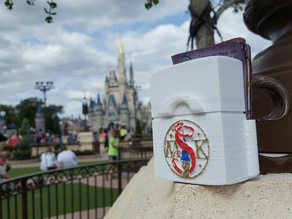 Sorcerers of the Magic Kingdom Box