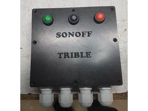 Sonoff Basic Triple Case