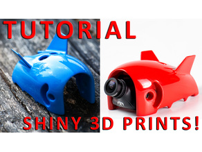 TUTORIAL: How to get perfect 3D printed surface!