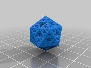 Sierpinski Isosahedron Generator
