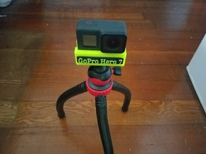 GoPro Hero 7 Tripod Base
