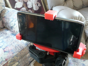 Droid Razr Maxx Cell Phone Adapter for Camera Stand