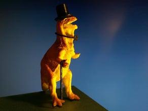 Dinosaur Formal Wear