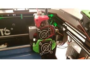 CTC Replicator e3d v6 mount