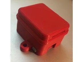 Wemos D1 Mini Case - DHT22 - IR LED -