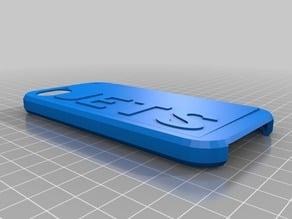 iphone 5 case PRO FOOTBALL