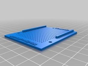 UnoPCB - Arduino Uno ProtoShield Circuit Board Breadboard