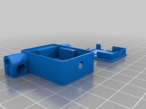 End of filament sensor Bowden Edition (run-out sensor)