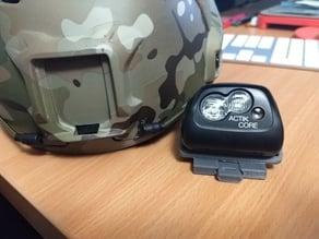 Petzl Actik NVG/ANVIS helmet adapter