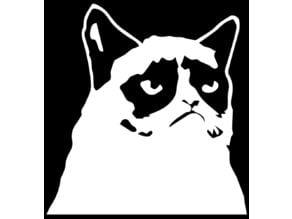 GRUMPY CAT 2D