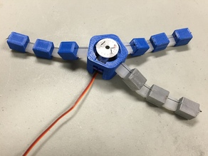 Simple Robotic Gripper