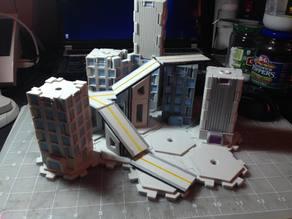 Mech City: City Playset