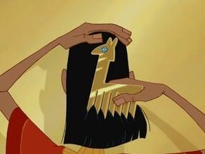 Kuzco's Llama Comb -The Emperor's New Groove-