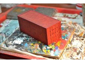 Cargo Container - Box