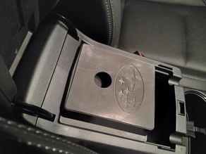 Subaru Outback Coin Tray Lid