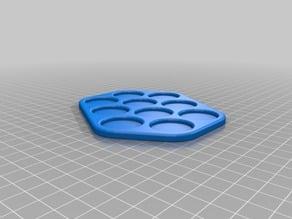x10 25mm Base Movement Tray