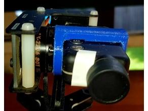 Mobius holder for HK 2D gimbal