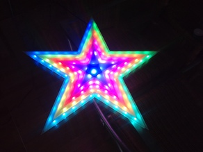 RGB LED MegaStar